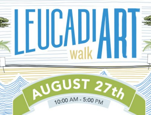 The Definitive LeucadiART Walk 2017 Banner Guide
