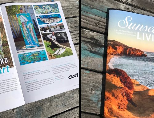 Sunset Cliffs Living Magazine Feature