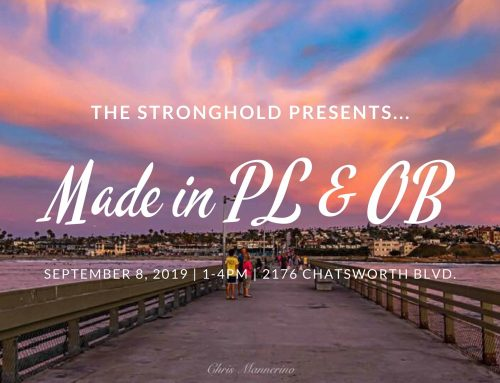The Stronghold Presents… Made in PL & OB